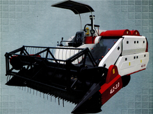 4LZ-3.0 Rice & Wheat Combine Harvester