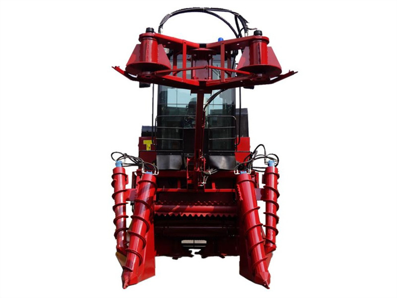 4GQ-360 Chopper Sugarcane Combine Harvester