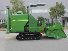4LZ-5.0QC Rice Combine Harvester