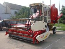 4L-1.0 Soybean Combine Harvester